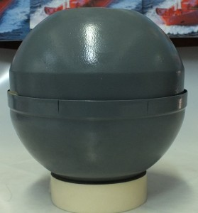 Gyro Sphere for SPERRY/ C-PLAT gyro compass